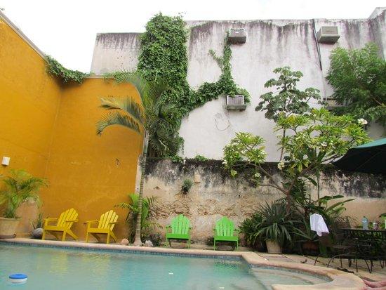 Luz En Yucatan: Amazing pool area