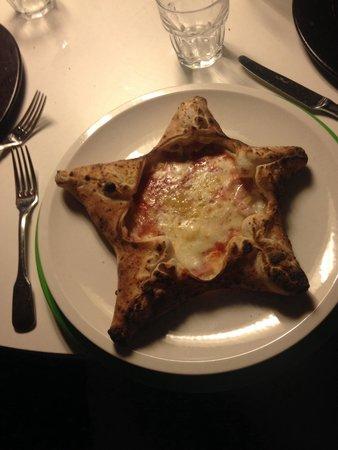Stella Ristorante Pizzeria: Pizza stella!! top!