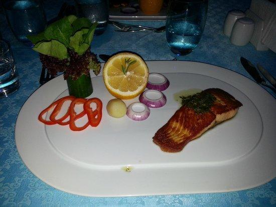 Jacaranda Club & Resort: Рыбный ресторан