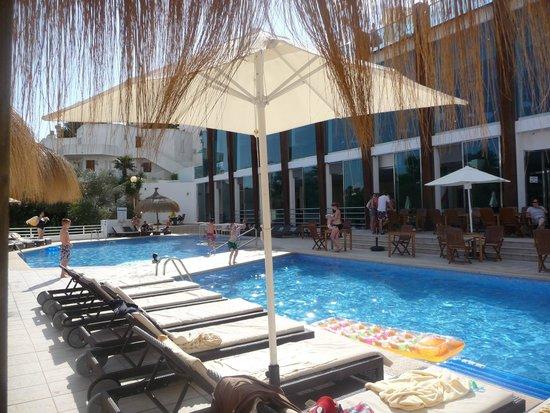 Bucht cala ferrera bild fr n aparthotel ferrera blanca for Appart hotel 86