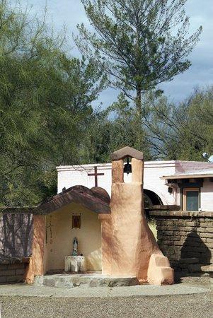 Tubac Country Inn: Tubac Site