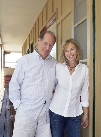 Tubac Country Inn: Ivan and April, Owners/Proprietors