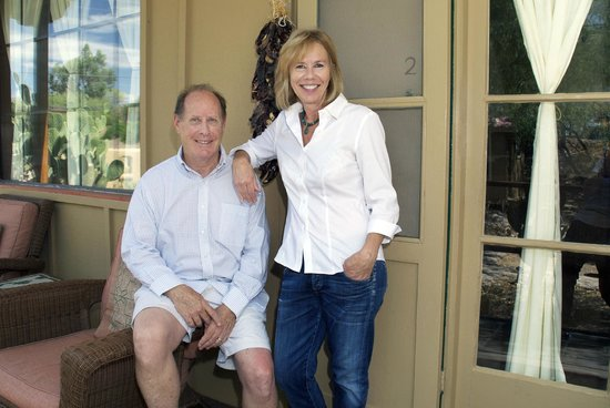 Tubac Country Inn: Ivan and April , owners