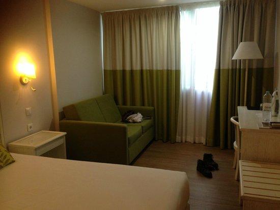 Hotel Madeira: room