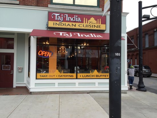 Peachy Indian Food In Downtown Manchester Nh Review Of Taj India Beutiful Home Inspiration Xortanetmahrainfo
