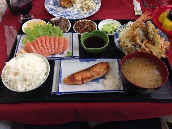 Ajisai japanese restaurant rua rio purus 16 for Ajisai japanese cuisine