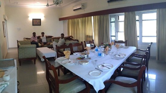 Barbet Tourist Complex Motel: Personal Dining area