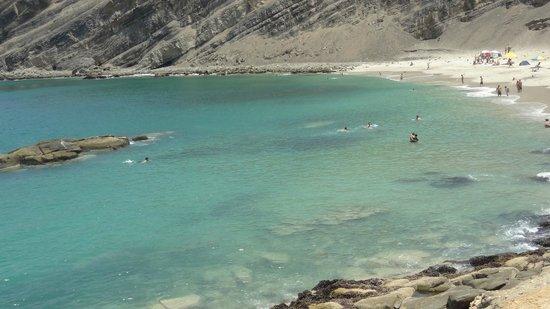 Paracas, Peru: playa