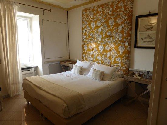 La Torretta : bed