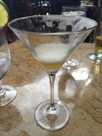 Slingback Martini at Todd English Olives