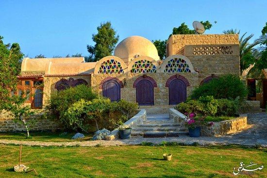 Al Fayyum Governorate, Egypt: Palm Shadows Lodge , Tunis Village
