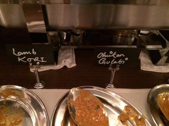 Latif's : interesting new curries