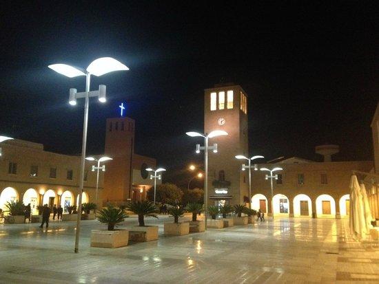 Piazza Elettra