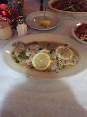 Cucina Bella: The Veal Picatta