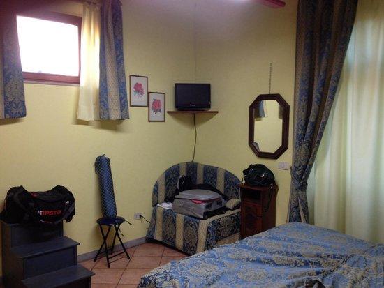 Piccolo Hotel Chianti: Camera 2bis.