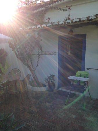Quinta das Achadas: Our apartment