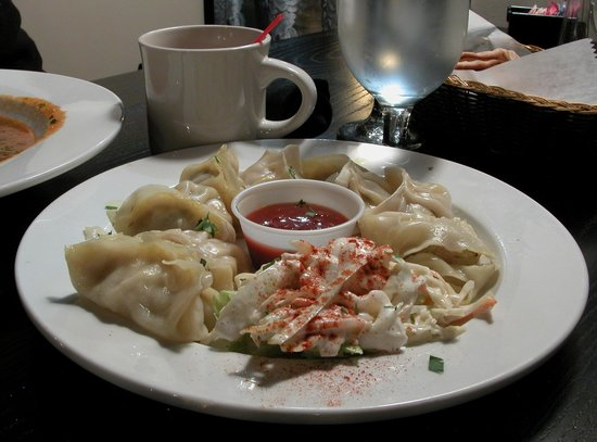 Naral's: The Dumplings are excellent as is the side slaw