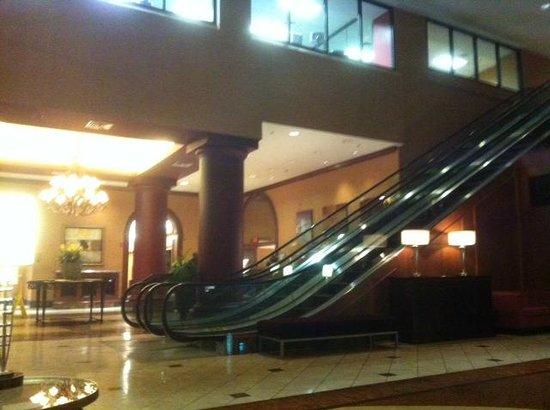 City Place - Downtown St. Louis: Sala ginástica/lobby