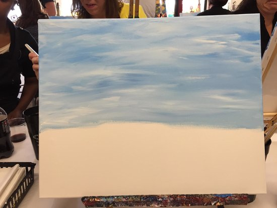 Painting with a Twist: Beginning