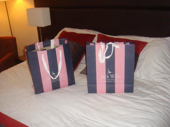 The Gonville Hotel: HAPPY BIRTHDAY