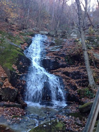 Crabtree Falls: Beautiful falls!