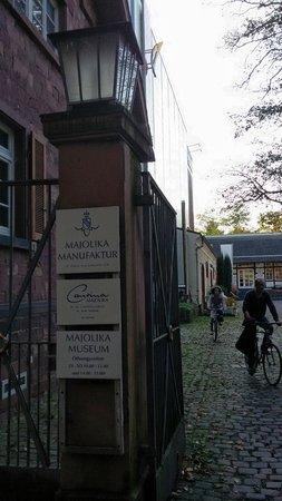 Majolika Manufaktur Karlsruhe