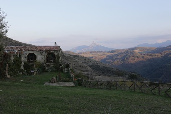Fattoria Grattazzo : Vista panoramica dalla fattoria