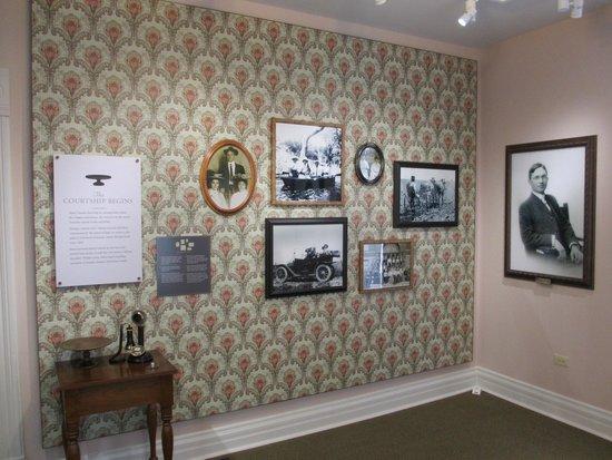 The Noland Home: Exhibits in Noland Home