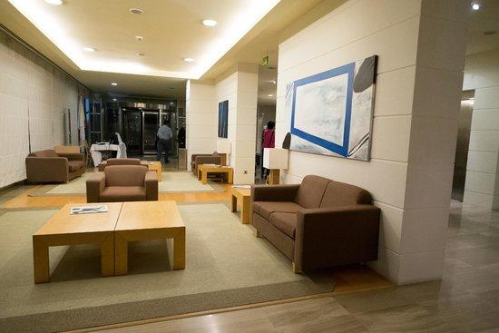 Eurostars San Lazaro: lobby