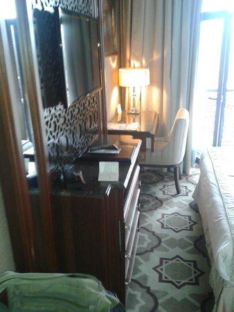 Grand Durmaz Hotel: vista della stanza