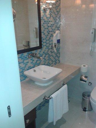 Grand Durmaz Hotel: bagno