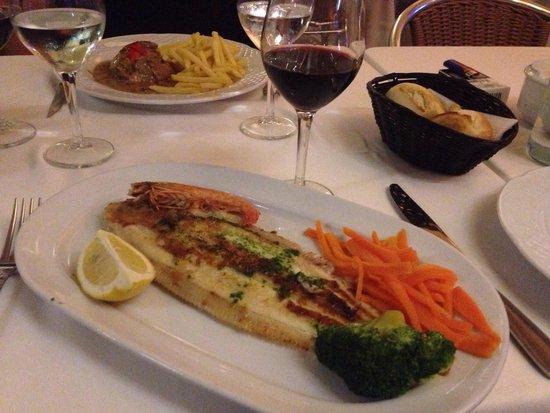 La Mar de Bo: Nachtessen