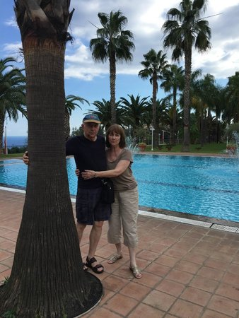 Hotel Orizzonte - Acireale: Posing by the pool