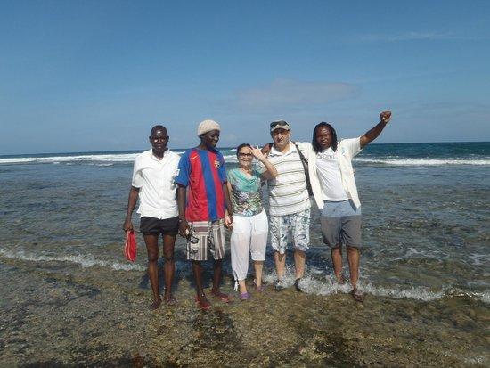 Royal Reserve Safari and Beach Club: на побережье-