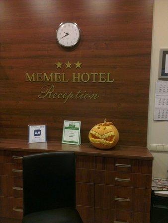 Memel Hotel: 01.11.2014