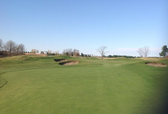Springfield, Canada: another great hole