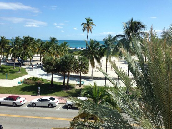 The Tides South Beach: View from our room