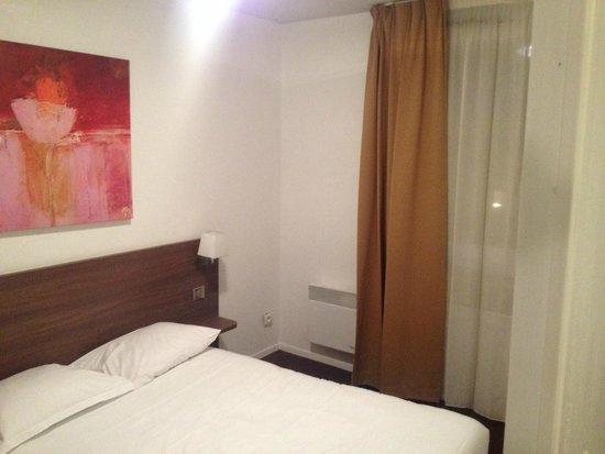 Adagio Access Paris Quai d Ivry: Спальня
