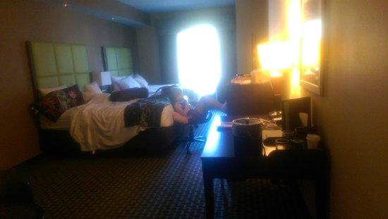 Comfort Suites New Bern: our room