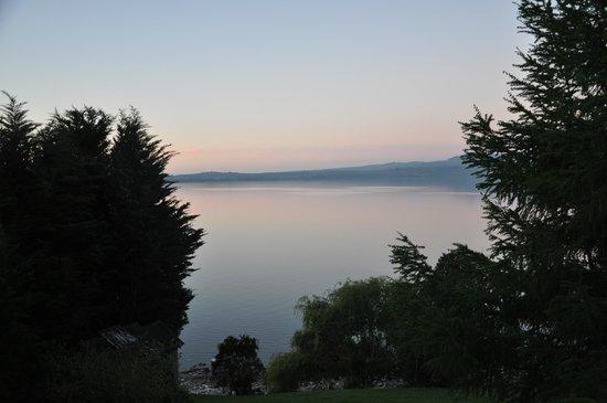 Las Juntas Ecolodge: lago puyehue