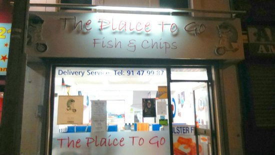 The Plaice to Go