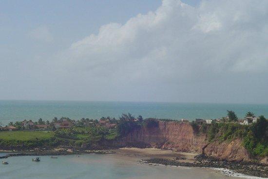 Cotovelo Beach: vista