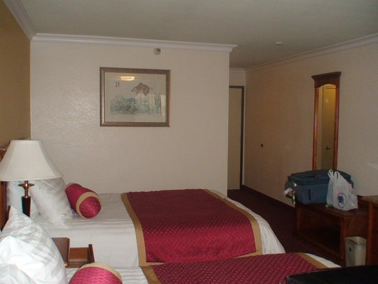 Best Western Plus South Bay Hotel : Camas