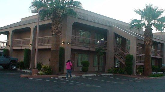 Vista Externa - Hotel Quality Inn St. George