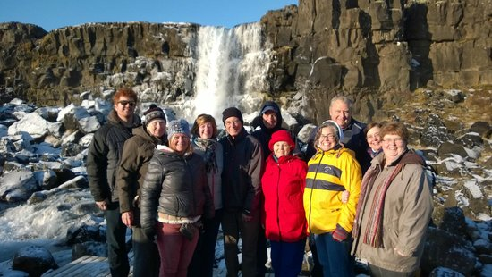 Solstice Tours: Our group