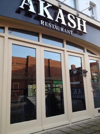 Welcome to akash picture of akash restaurant horsham for Akash indian cuisine