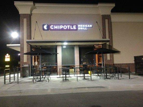 Chipotle Mexican Grill, Savannah - 318 Mall Blvd Ste 600 Unit C ...