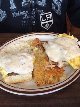 Cowboys Cafe: Cowboy Benedict