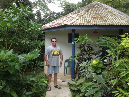 Coral Quays Fish & Dive Resort: Our bungalow