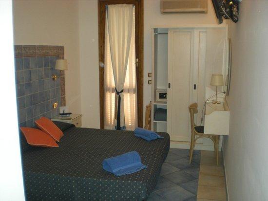 Hotel Punta Mesco: Doppelzimmer